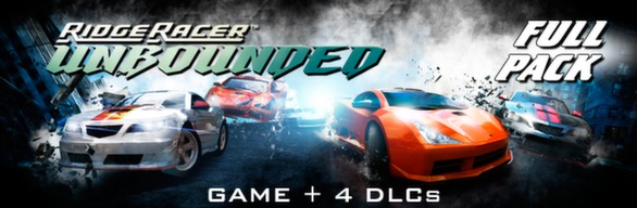 Ridge Racer Unbounded Bundle