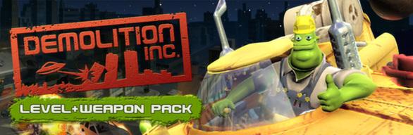 Demolition Inc. + Level and Weapon DLC Bundle