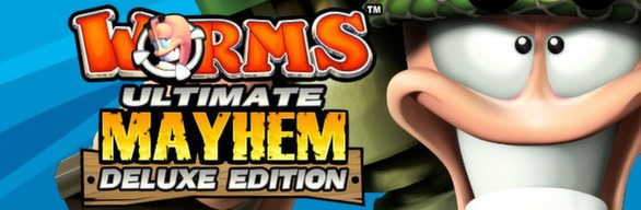 Worms Ultimate Mayhem - Deluxe Edition