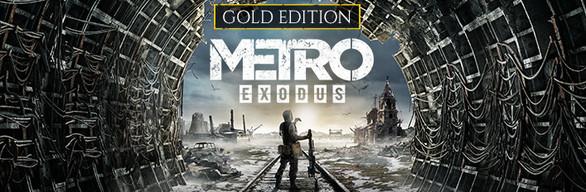 Metro Exodus - Gold Edition(Gold Ed. - Post Launch)