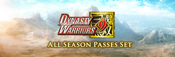 DYNASTY WARRIORS 9 / 真・三國無双8- All Season Passes Set