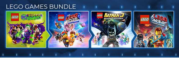 The LEGO Games Bundle