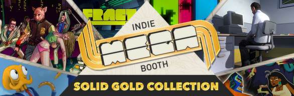 get the Indie Megabooth Solid Gold Collection linux mac windows pc