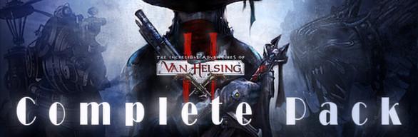 Van Helsing II : Complete Pack