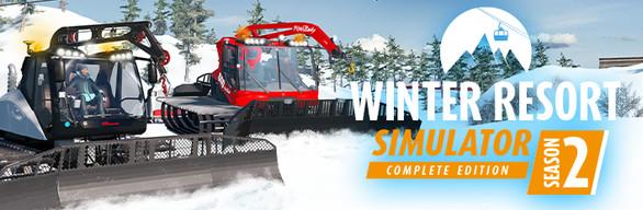 Winter Resort Simulator Season 2 Complete Edition