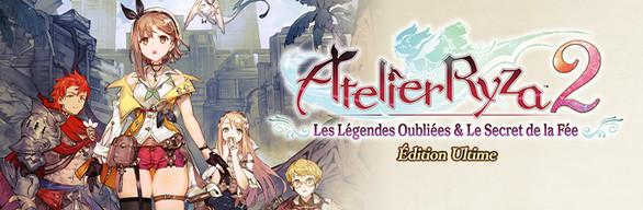 Atelier Ryza 2 : Les Légendes Oubliées & Le Secret de la Fée Édition Ultime