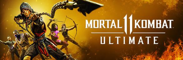 MORTAL KOMBAT 11 ULTIMATE Free Download