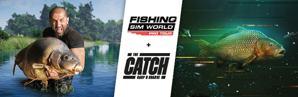 Fishing Sim World®: Pro Tour & The Catch: Carp & Coarse