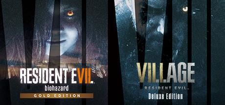 Полный комплект Resident Evil Village и Resident Evil7