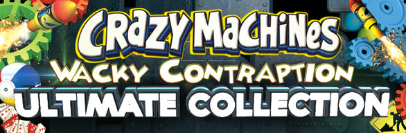 Crazy Machines: Wacky Contraption Ultimate Collection