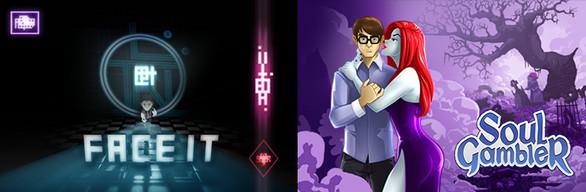 Inner Demons Pack - Face It + Soul Gambler