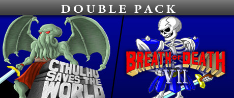 Cthulhu Saves the World & Breath of Death VII Double Pack
