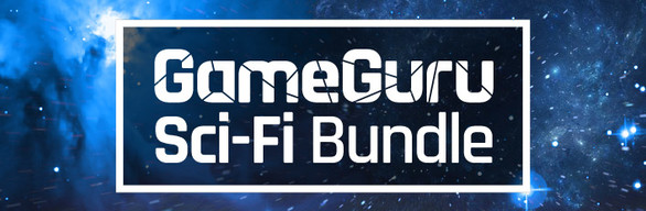 GameGuru SciFi Bundle