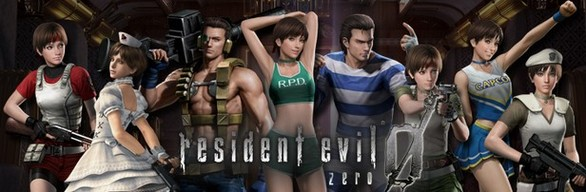Resident Evil 0 Costume Pack Bundle