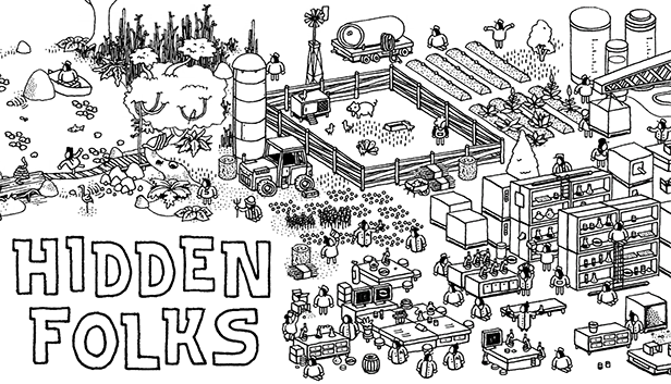 Image result for Hidden Folks game