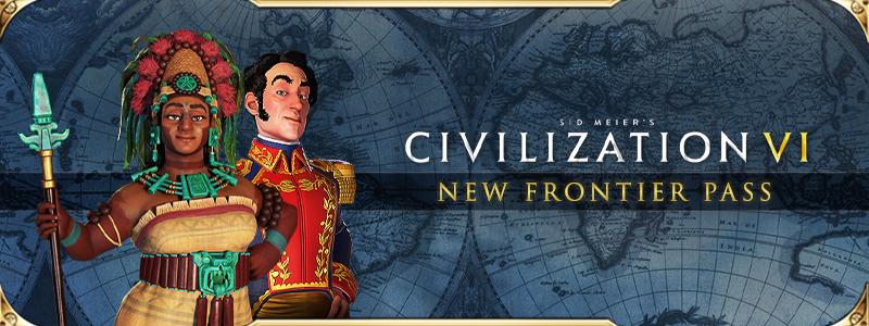 Civ 6 new frontier civs