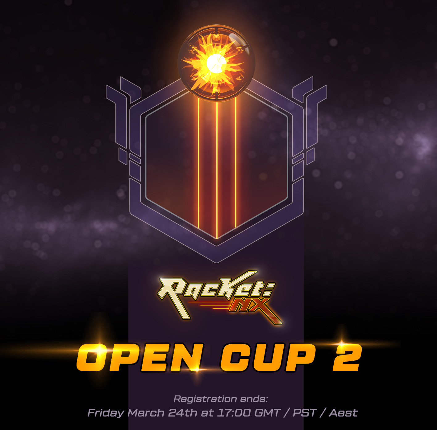 8 Pst To Aest racket: nx open cup 2 - racket: nx