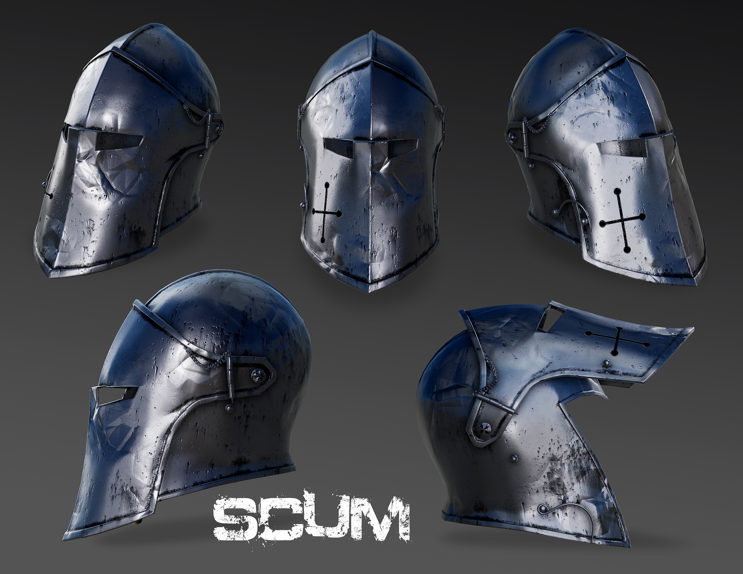 SCUM - Patch 0.5.5.33519