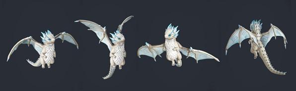 Black Desert Get A Young Ice Dragon Steam News