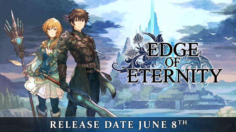 Edge Of Eternity - Edge of Eternity will be released on June 8th! - Steam News