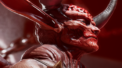 Demon sex game