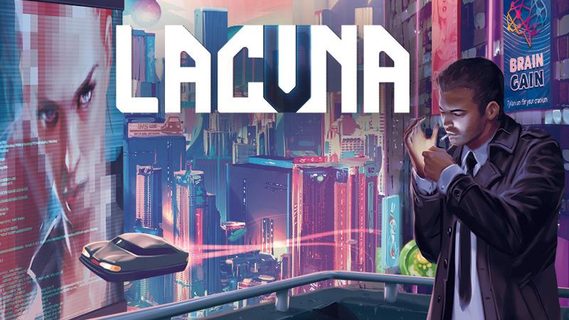 Lacuna – A Sci-Fi Noir Adventure - Steam Game Festival presents: Lacuna – A  Sci-Fi Noir Adventure - Steam News