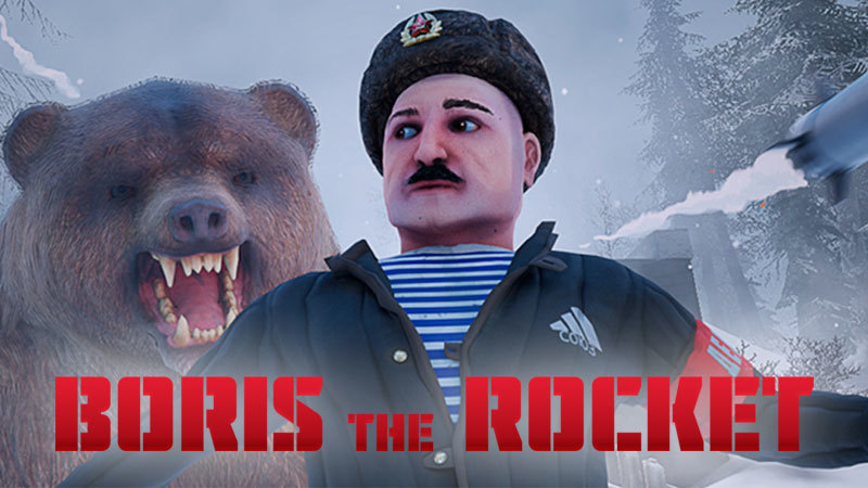 BORIS THE ROCKET — BORIS THE ROCKET demo — Notícias do Steam