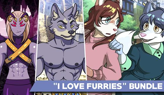 Furry games gay Bare Backstreets
