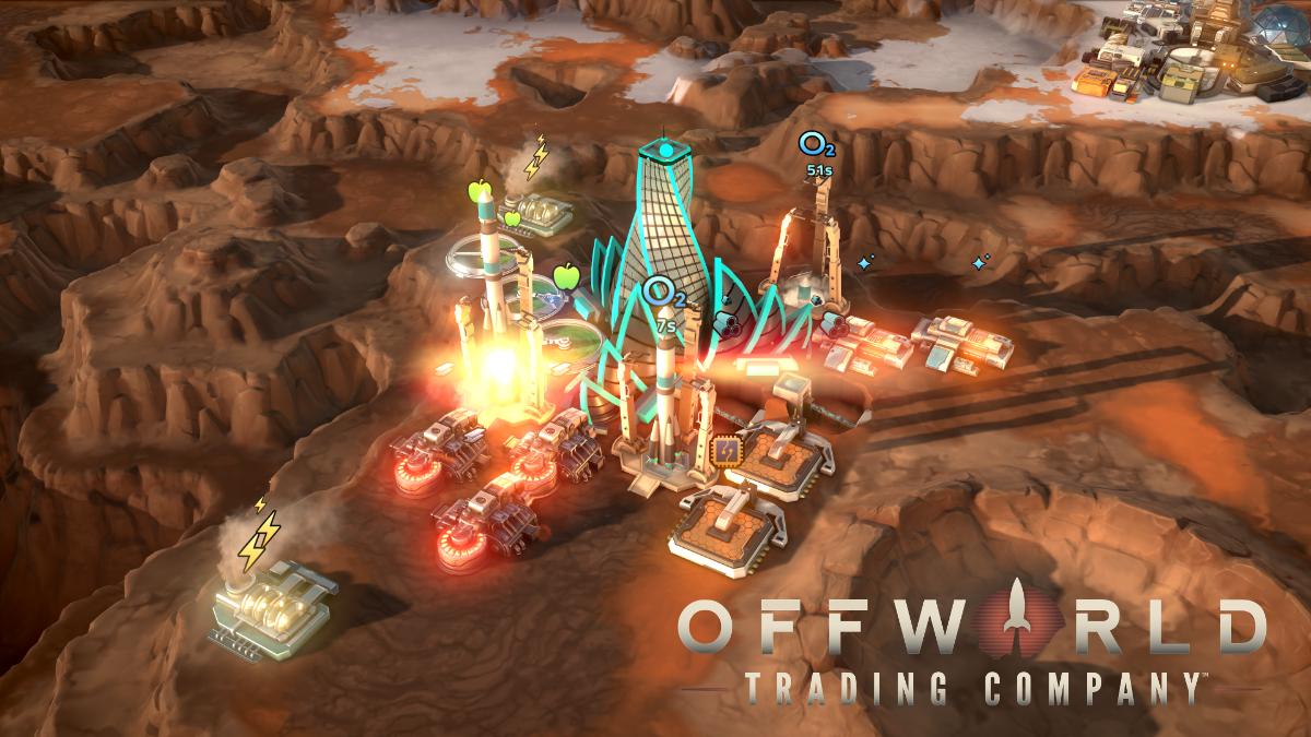 Offworld Trading Company (Free PC Game)