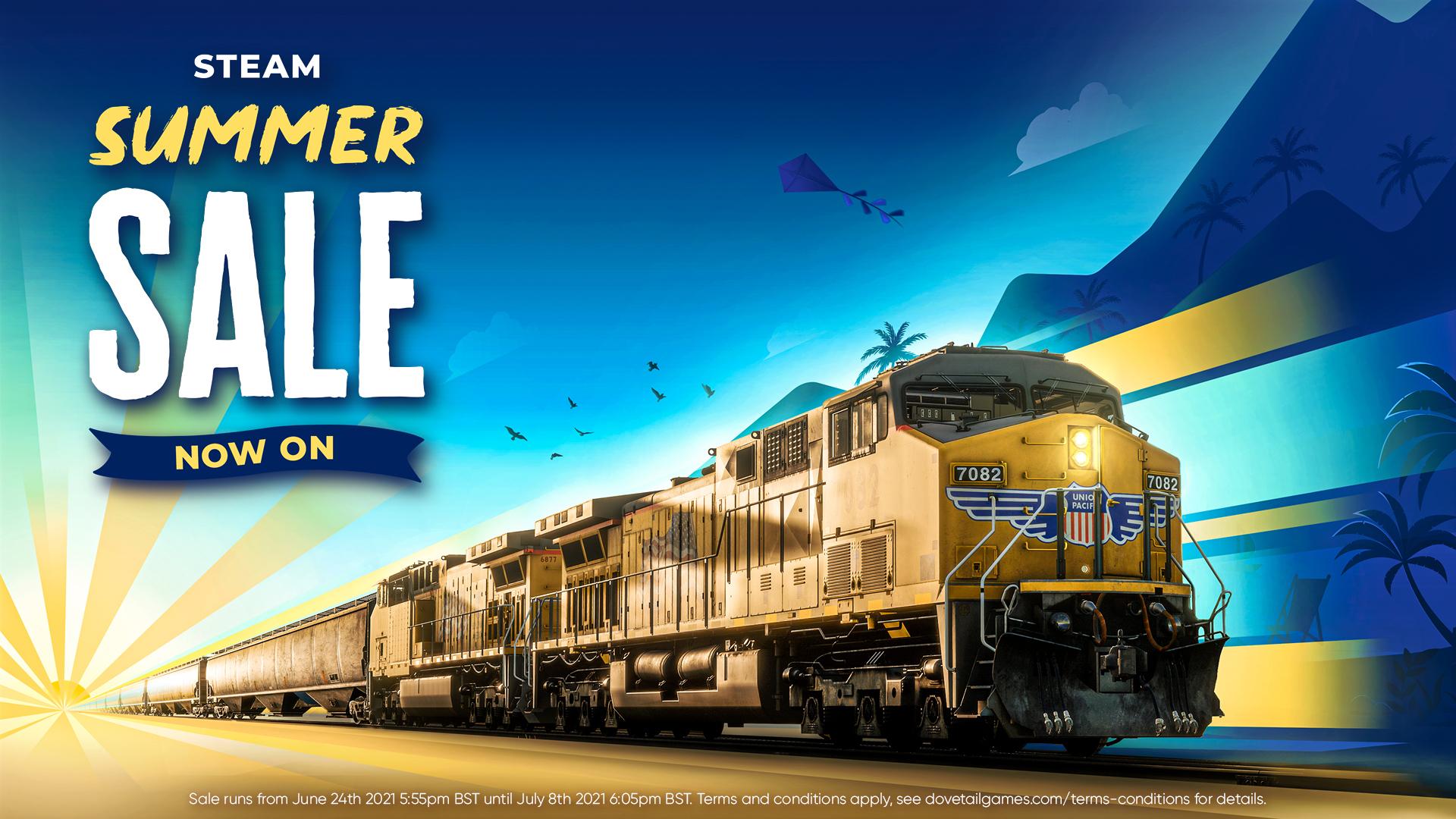 Steam Summer Sale Now On!