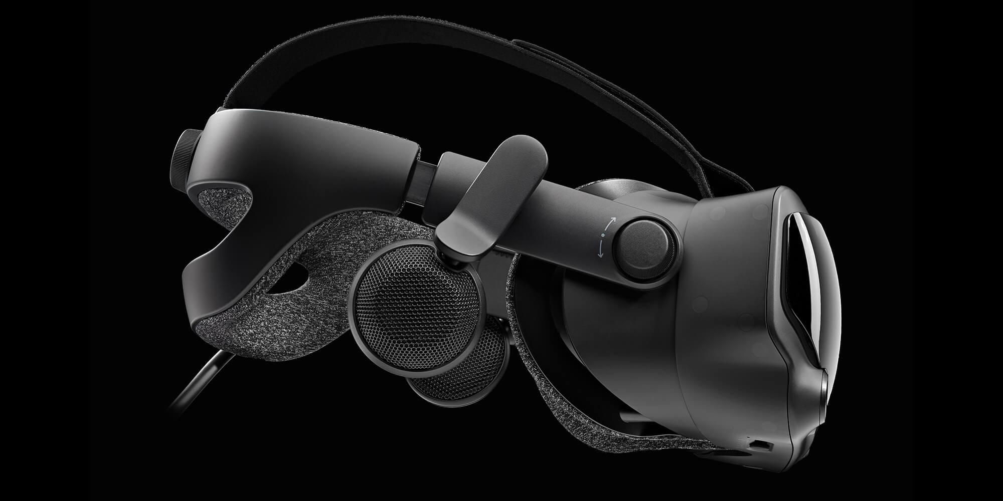 Headset - Valve Index® - Upgrade your experience - Valve Corporation